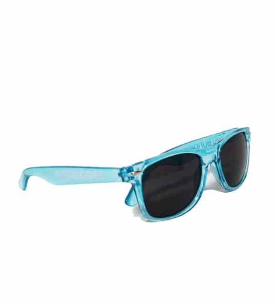 Sunglasses Trans-Blue
