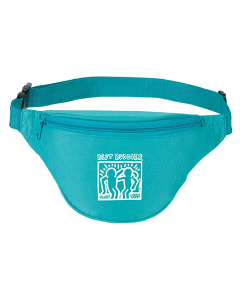 Haring Fanny Pack (Teal)
