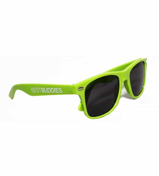 Sunglasses (Lime Green)