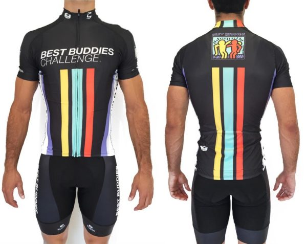 Best Buddies Challenge - Pro Riding Bib Shorts
