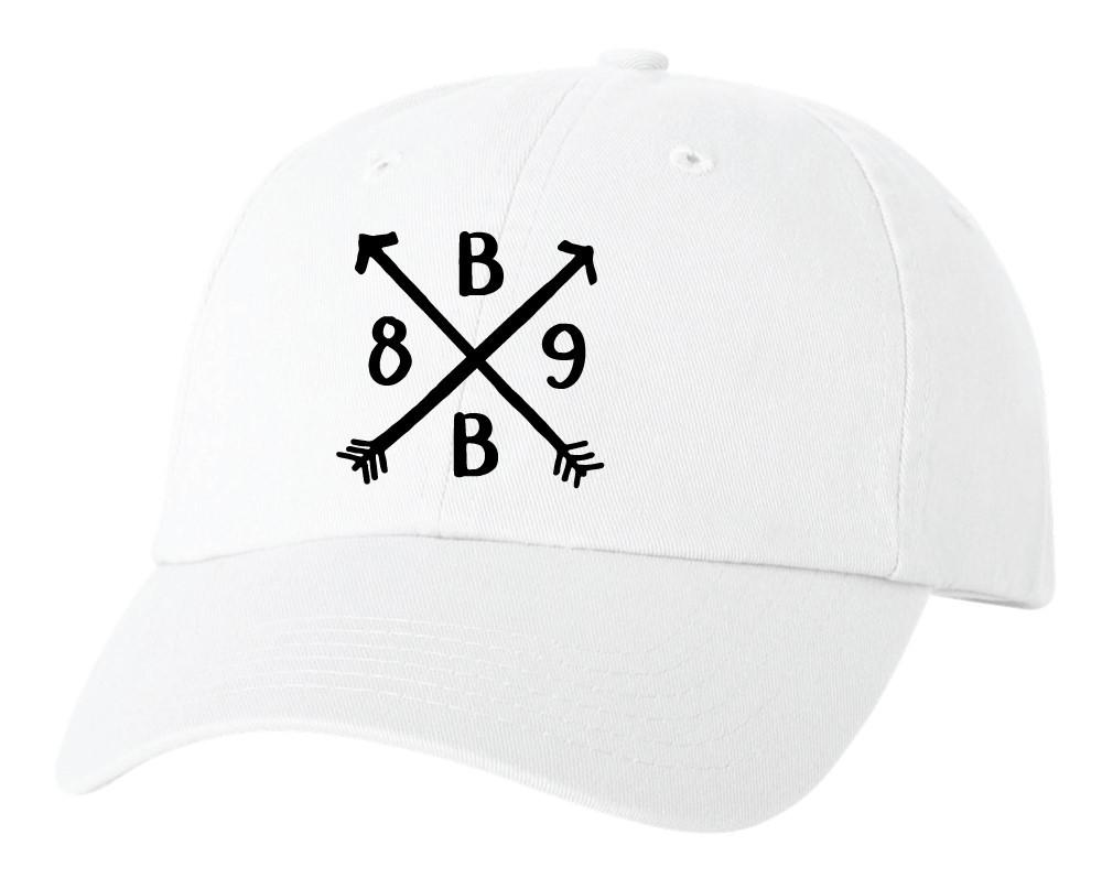 Best Buddies Hat - Friendship Arrow (White)
