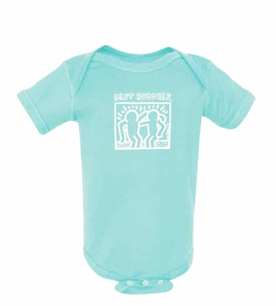 YOUTH – Onesie – White Haring – (Mint)