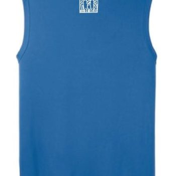 Best Buddies Men's Sleeveless Shirt (Royal Blue)