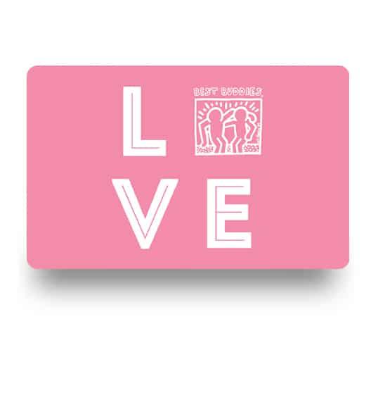 E-Gift Card: Love