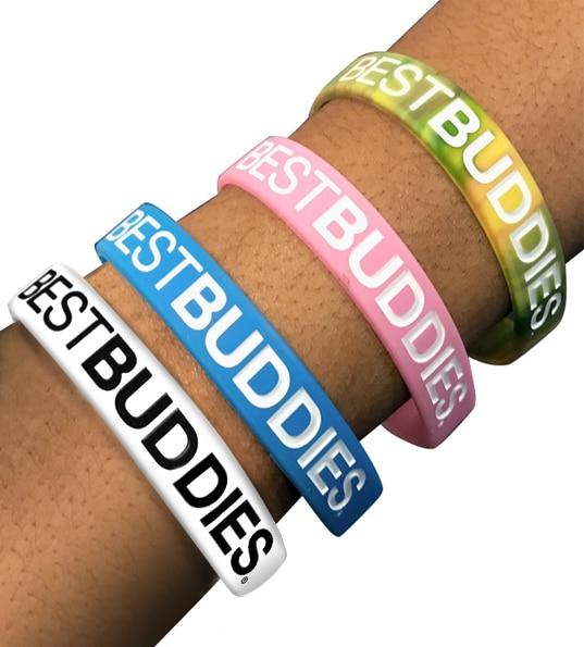 "Best Buddies Bracelets (Adult 8"")"