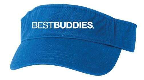 Best Buddies Visor (Blue)