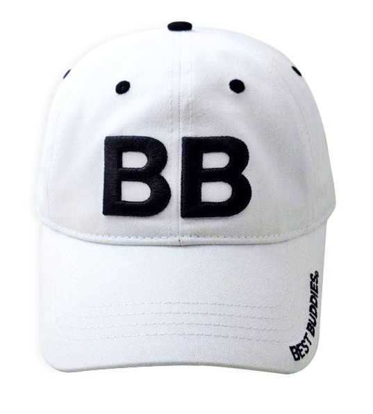 BB Brim Hat (White)