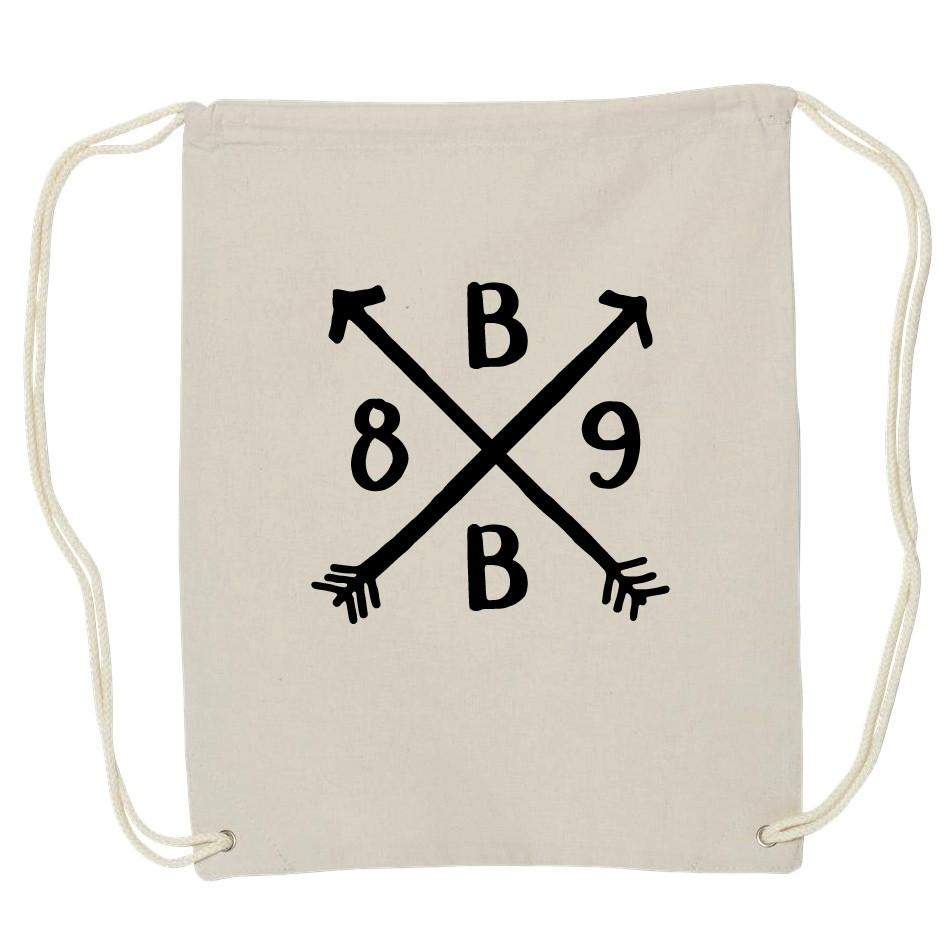 Friendship Arrow Canvas Bag