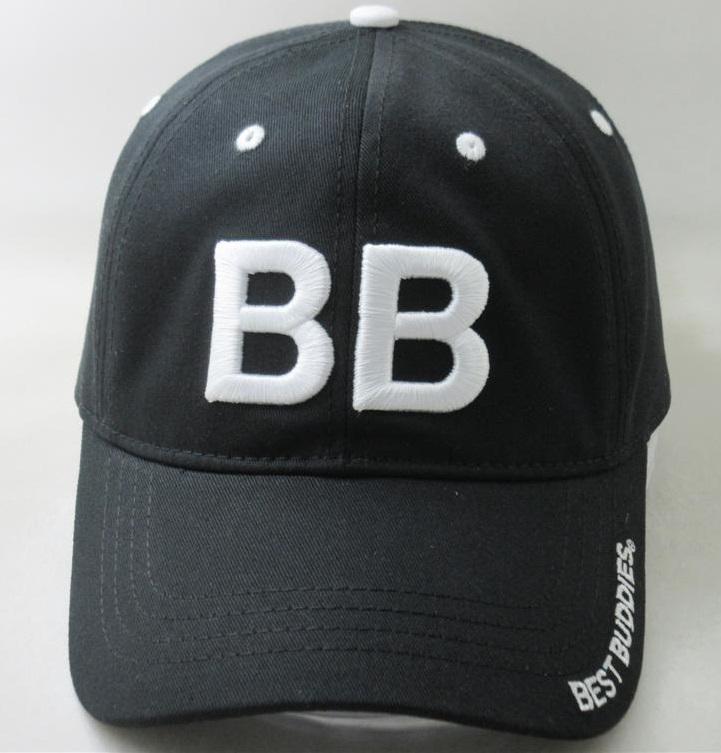 BB Brim Hat (Black)