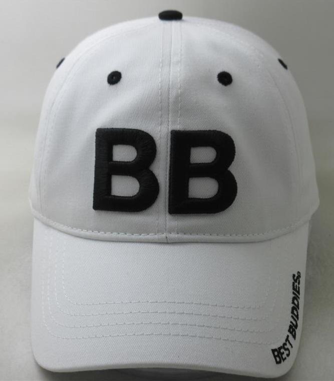 BB Brim Hat (White)