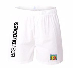 BB Typeset Boxers (White)