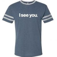 I See You (Indigo Heather/Oxford)