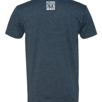 BestBuddies Typeset V-Neck (Midnight Navy)