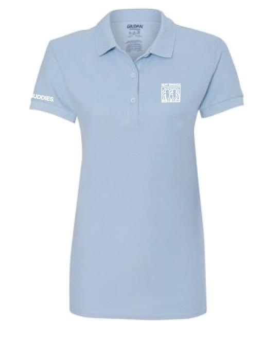 BB Ladies Polo (Light Blue)