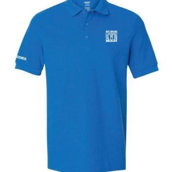 BB Men's Polo (Royal Blue)