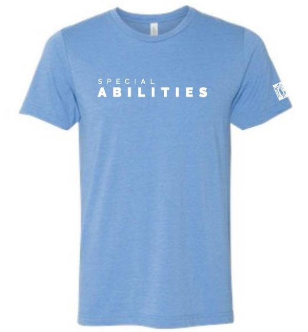 Special Abilities (Heather Columbia Blue)