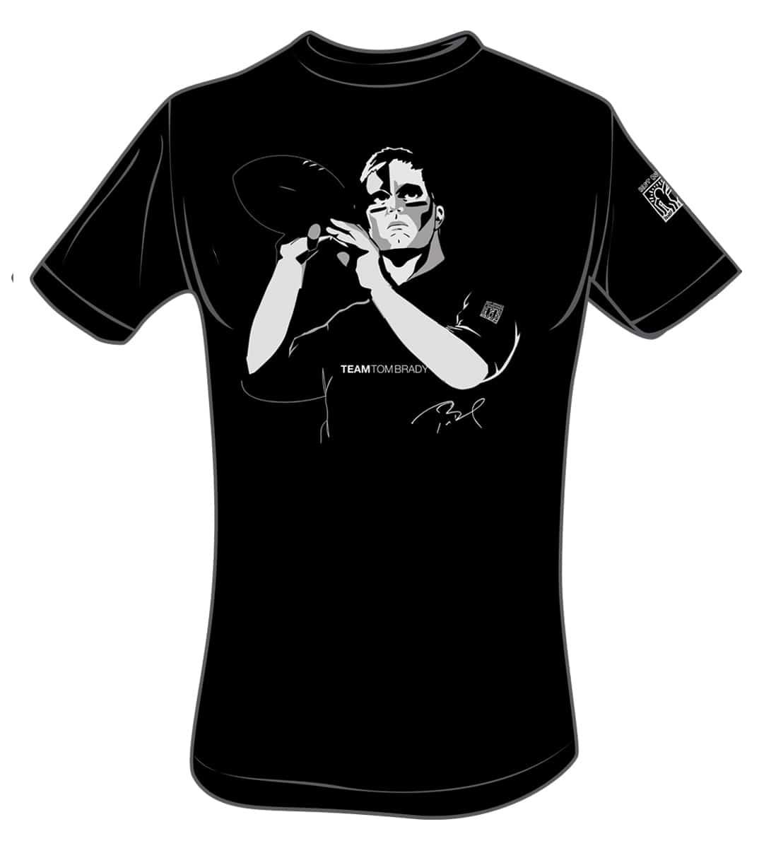 Tom Brady 2019 (T-Shirt Front)