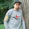 I am Loving Inclusion Sweater (Grey)