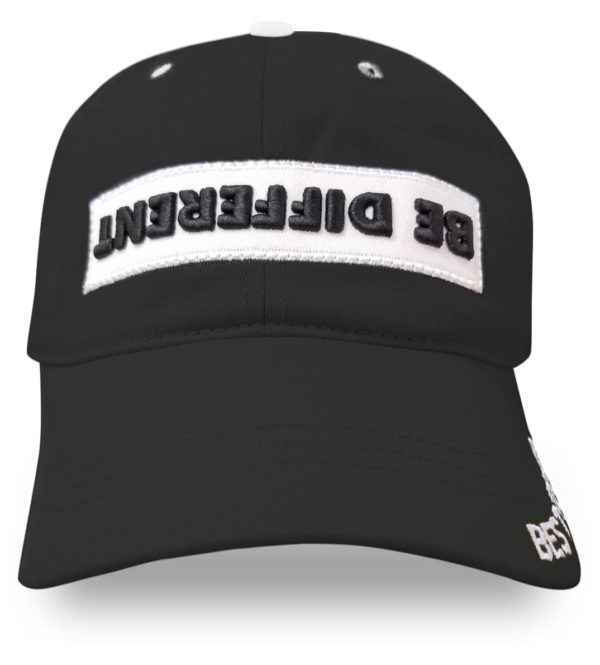 Be Different Black Hat