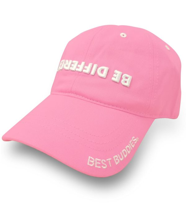 Be Different Pink Hat
