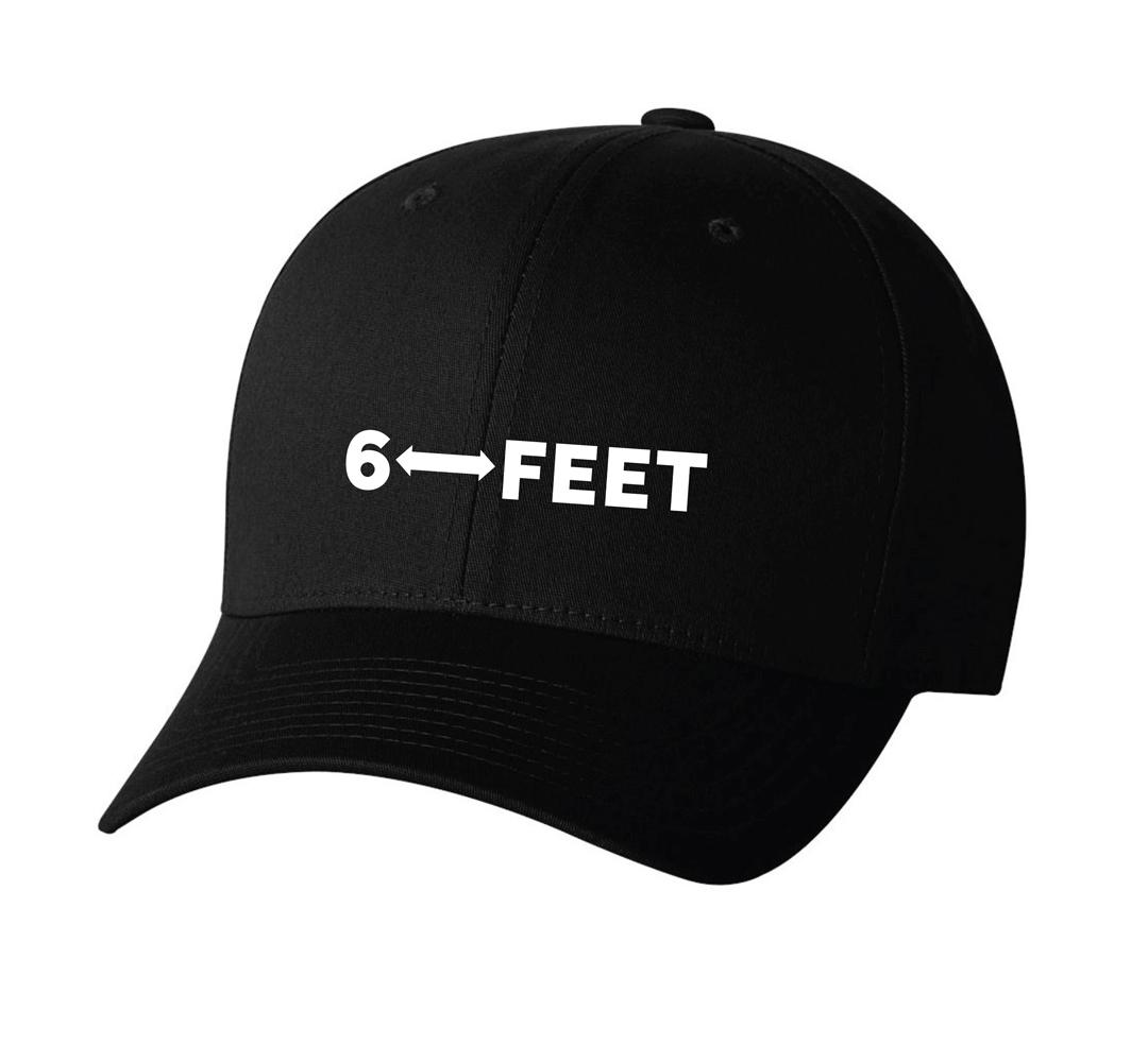 Best Buddies 6 Feet Hat (Front)