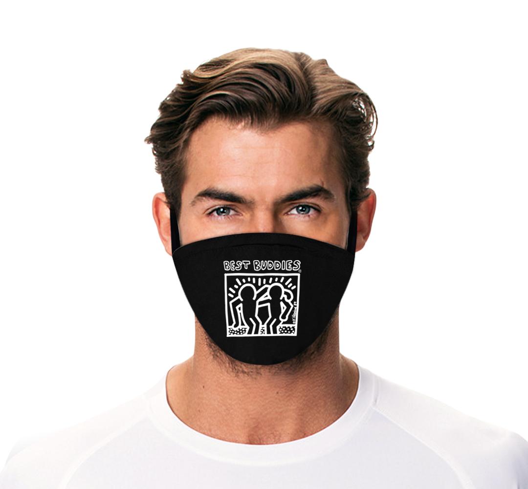 Best Buddies Mask: Non 95 Medical (banner)